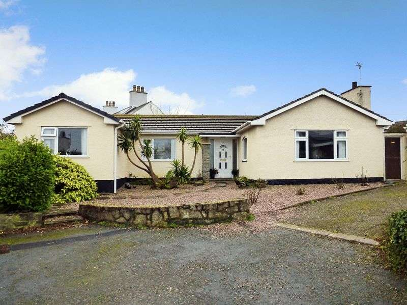 4 Bedrooms Detached Bungalow for sale in Moelfre