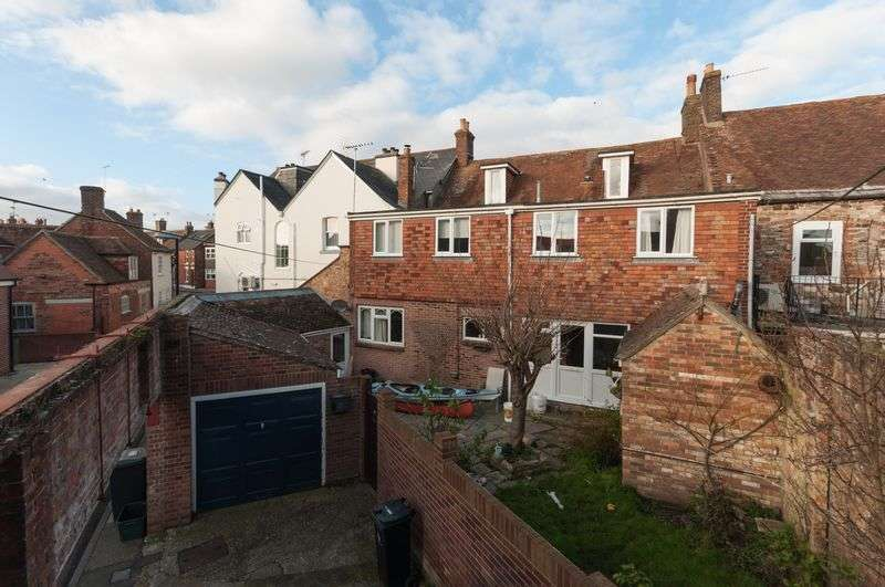 4 Bedrooms Terraced House for sale in Wareham