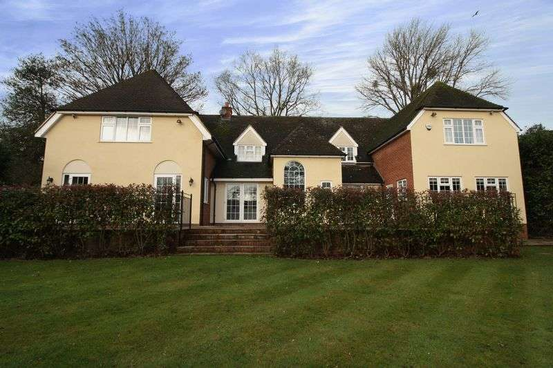 6 Bedrooms Detached House for sale in Henley Road Marlow