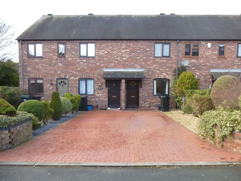 2 Bedrooms Property for sale in Dyas Mews, Shifnal