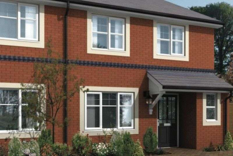 3 Bedrooms Terraced House for sale in The Chirk - Help to Buy
