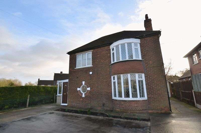 3 Bedrooms Detached House for sale in Old Brumby Street, Scunthorpe