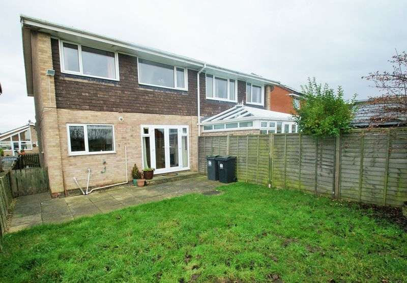 3 Bedrooms Semi Detached House for sale in Grendon Gardens, Darlington