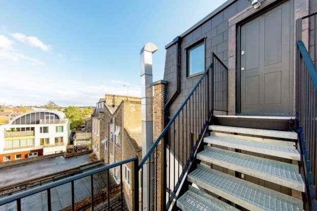 2 Bedrooms Apartment Flat for sale in Queens Road, Peckham, SE15