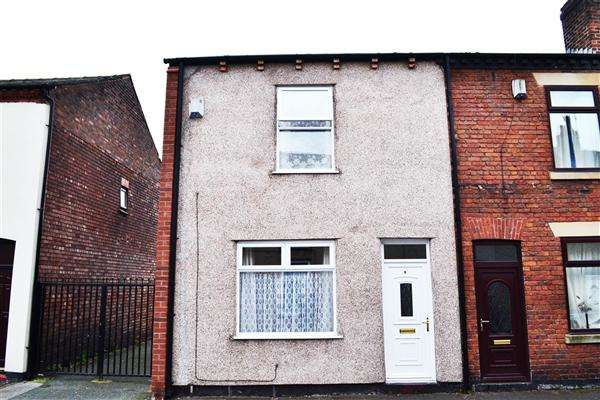 2 Bedrooms End Of Terrace House for sale in Irvine Street, Leigh
