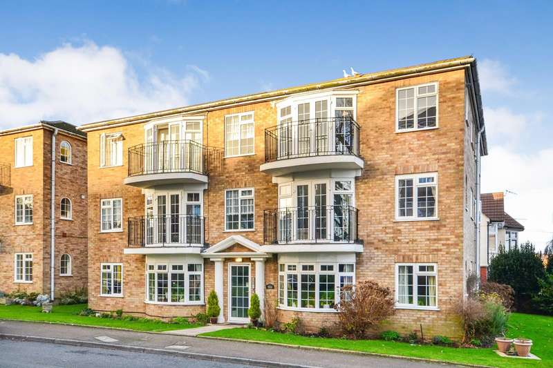2 Bedrooms Flat for sale in Argyll Court, Eridge Close, Bexhill On Sea, TN39