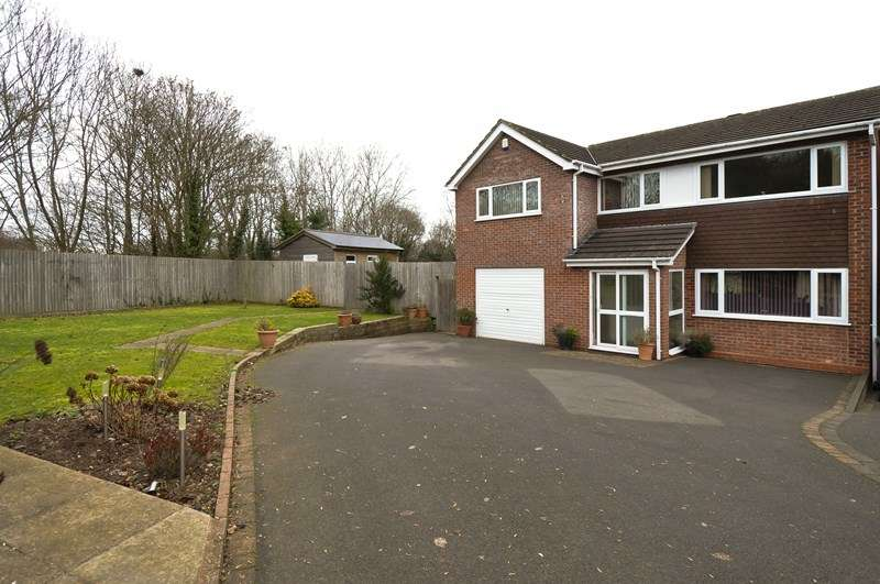 5 Bedrooms Detached House for sale in Runcorn Close, Redditch