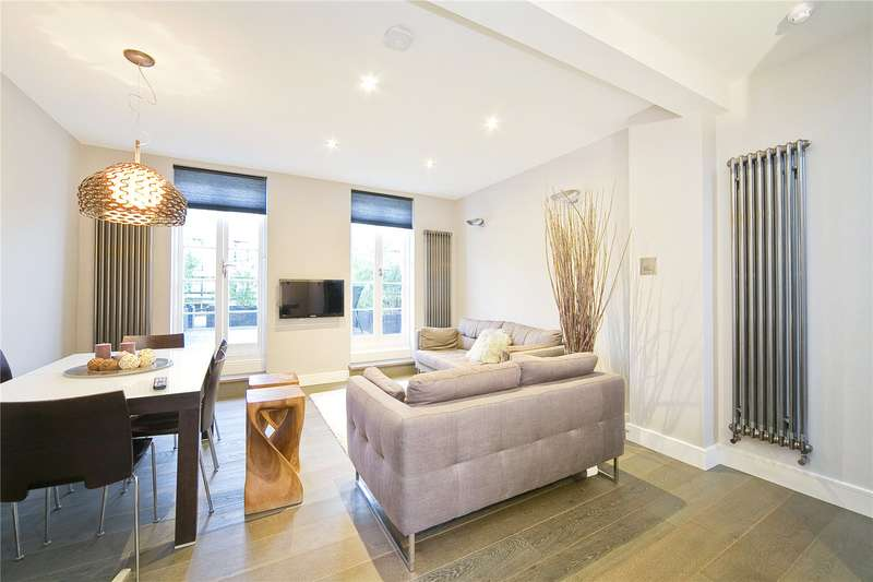 3 Bedrooms Maisonette Flat for sale in Liverpool Road, Barnsbury, N1