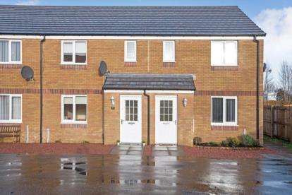 3 Bedrooms End Of Terrace House for sale in Hillhead Crescent, Paisley, Renfrewshire