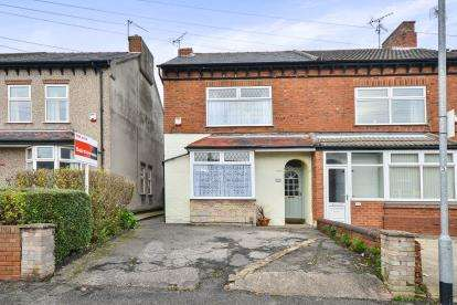 3 Bedrooms Semi Detached House for sale in Westfield Lane, Mansfield, Nottingham, Nottinghamshire