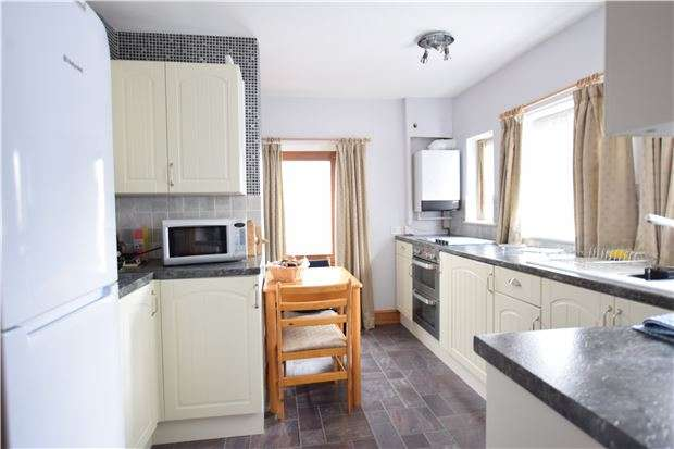2 Bedrooms End Of Terrace House for sale in Manifold Road, EASTBOURNE, BN22 8EH