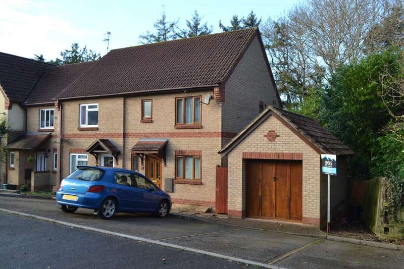 4 Bedrooms End Of Terrace House for sale in Wordsworth Close, Exmouth