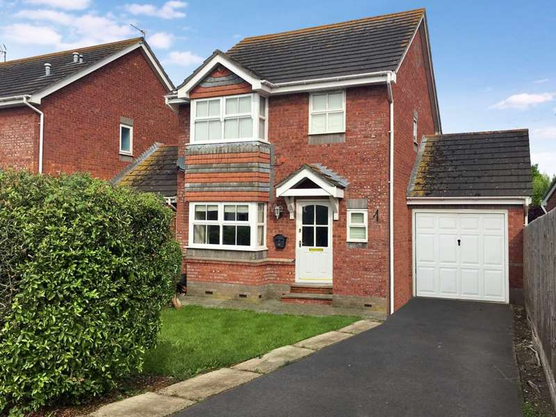 3 Bedrooms Detached House for sale in Hambledon Road, St Georges