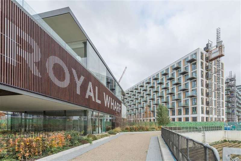 3 Bedrooms Property for sale in Endeavor House, Royal Docks, London, E16