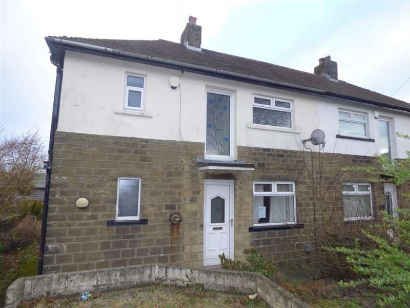 2 Bedrooms Property for sale in Dalmeny Close, Crosland Moor, HUDDERSFIELD, West Yorkshire, HD4