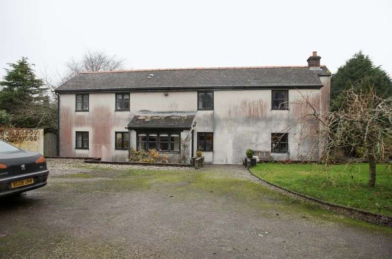 3 Bedrooms Detached House for sale in Criggan, St. Austell