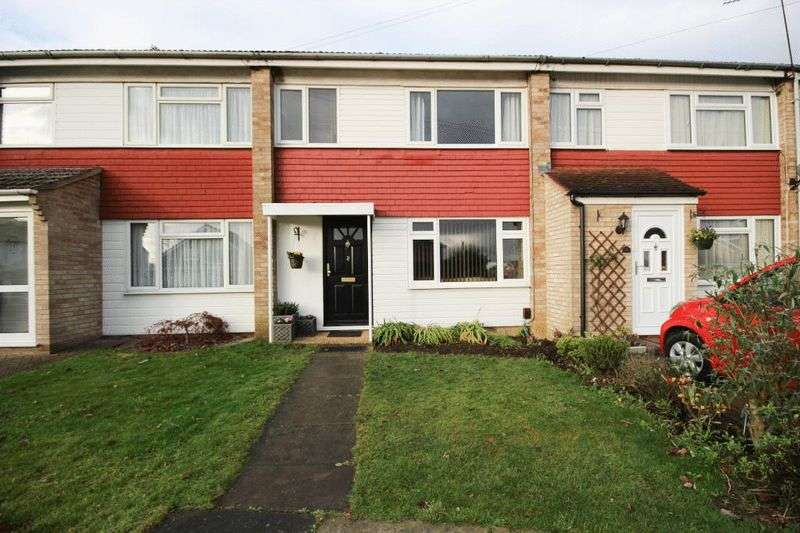 3 Bedrooms Terraced House for sale in Lancaster Road, North Weald