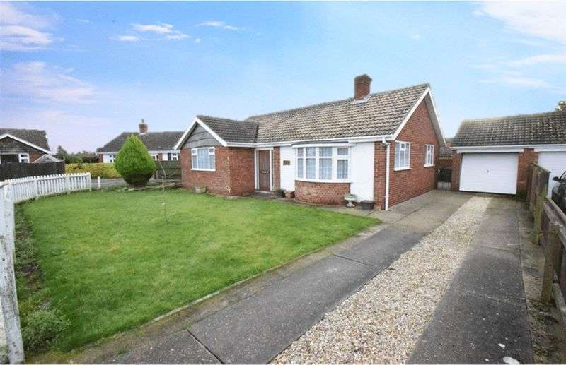 3 Bedrooms Detached Bungalow for sale in Mill Close, Grimsby