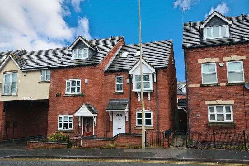 3 Bedrooms Terraced House for sale in Hagley Road, Halesowen