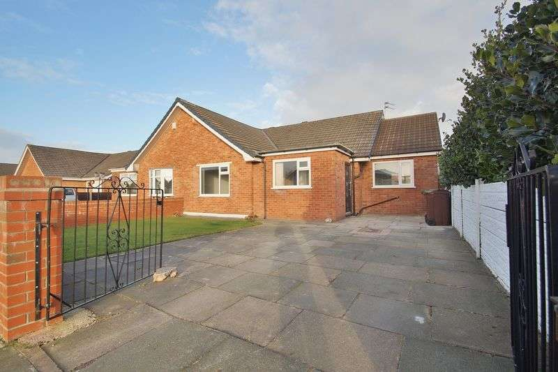 2 Bedrooms Semi Detached Bungalow for sale in Garstang Road, Southport