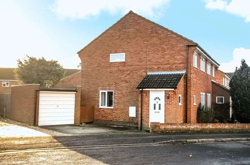 3 Bedrooms Semi Detached House for sale in Elizabeth Avenue, Abingdon