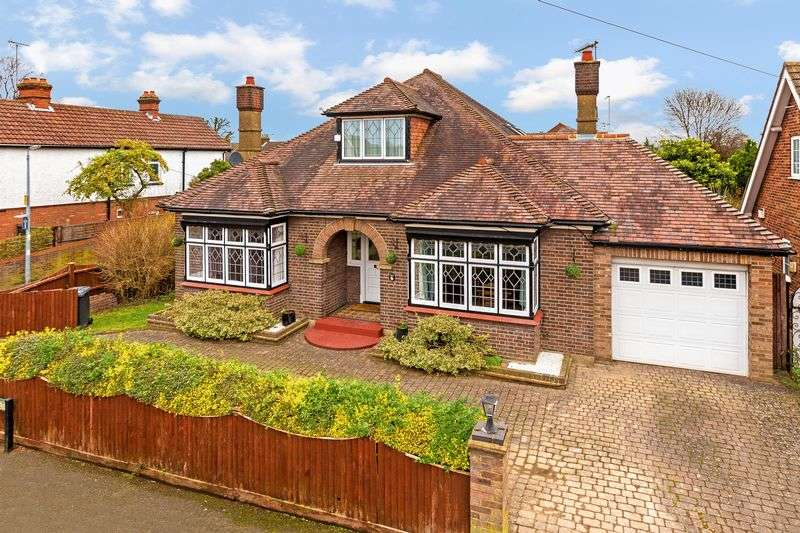 4 Bedrooms Detached House for sale in Richard Street, Dunstable