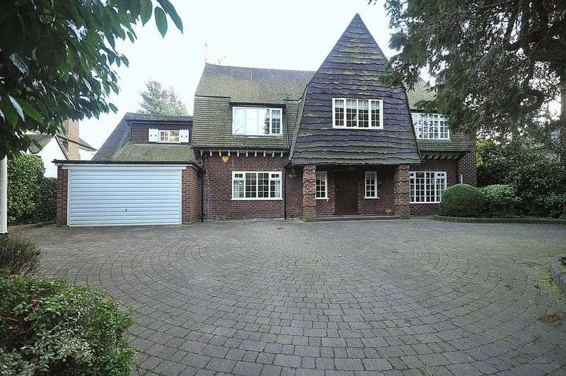5 Bedrooms Detached House for sale in Park Road, Hale