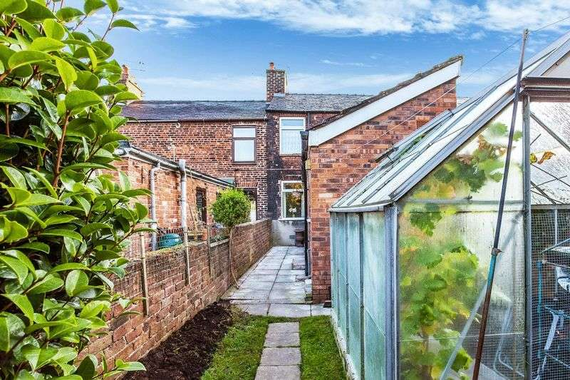 2 Bedrooms Terraced House for sale in Lower Heath, Congleton