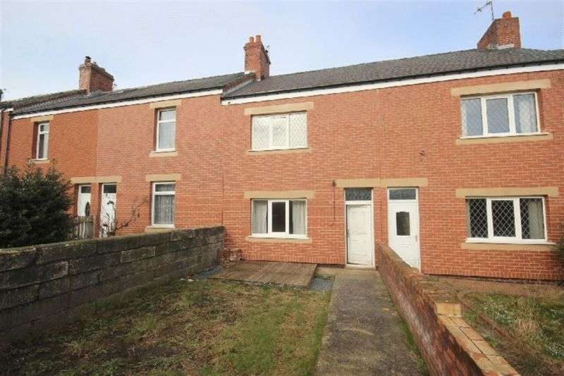 2 Bedrooms Terraced House for sale in Holmside Terrace, Stanley
