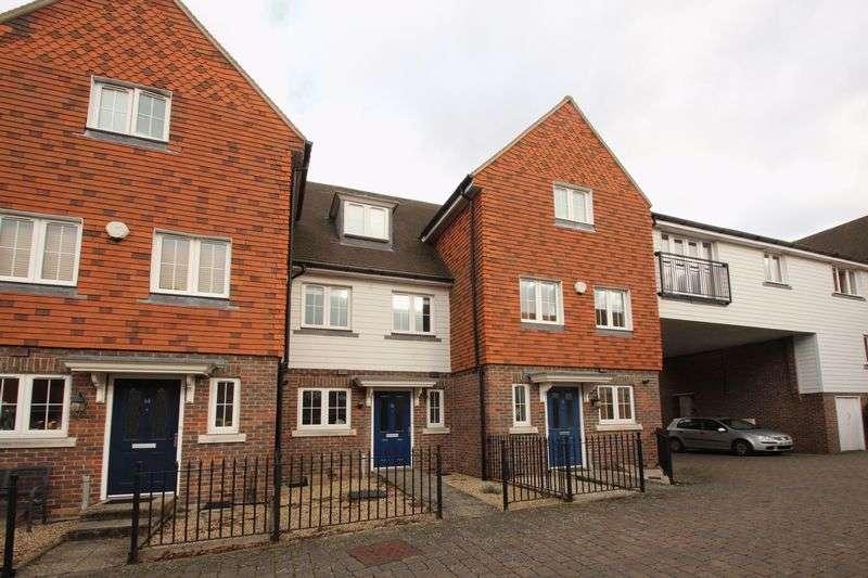 3 Bedrooms Property for sale in Bradley Street, Tonbridge