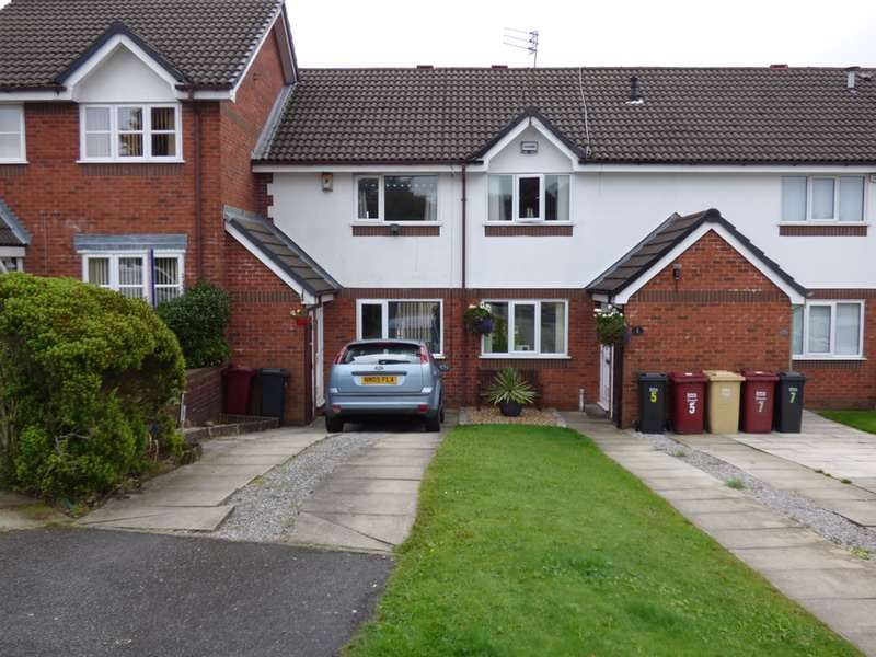 2 Bedrooms Terraced House for sale in Highfield Drive, Bolton, Greater Manchester, BL4