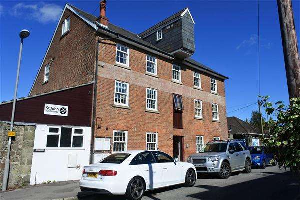 1 Bedroom Flat for sale in The Old Granary, Shaftesbury