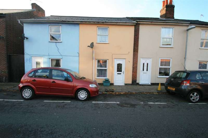 2 Bedrooms Terraced House for sale in Port Lane, Colchester