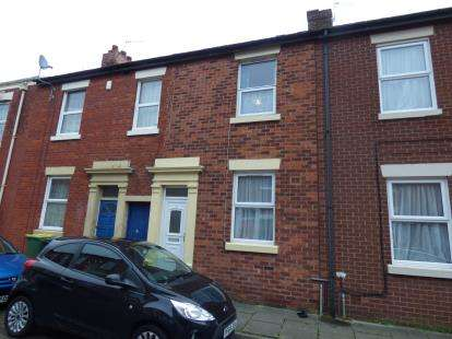 2 Bedrooms Terraced House for sale in Milner Street, Preston, Lancashire, PR1