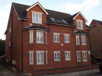 1 Bedroom Flat for sale in Claydon Court, Foster Hill Road, Bedford, Bedfordshire