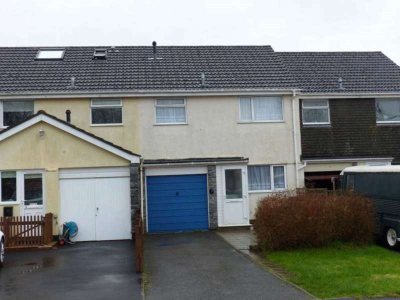 3 Bedrooms Semi Detached House for sale in Archery Close, Kingsbridge