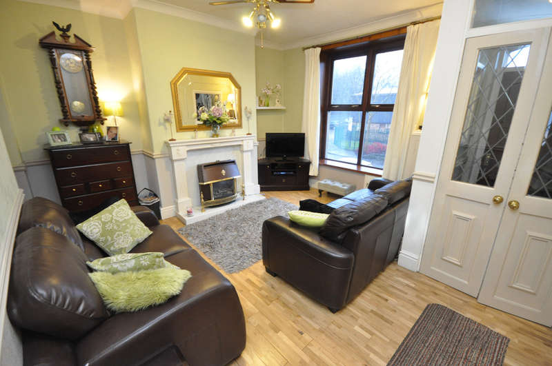 2 Bedrooms Terraced House for sale in Watery Lane, Whitehall, Darwen