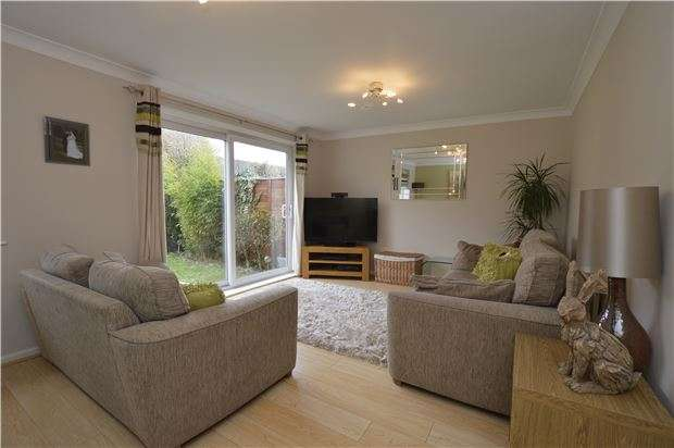 3 Bedrooms Terraced House for sale in Francis Little Drive, ABINGDON, Oxfordshire, OX14 5PN
