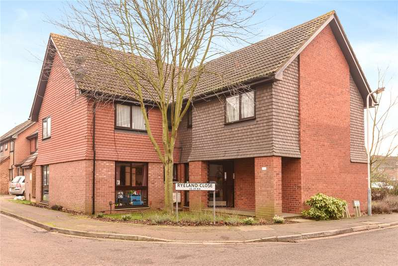1 Bedroom Apartment Flat for sale in Ryeland Close, West Drayton, Middlesex, UB7