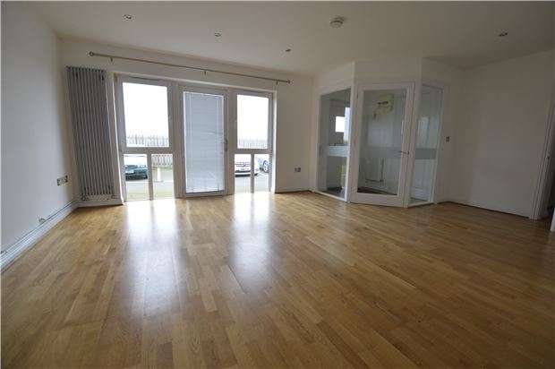 1 Bedroom Flat for sale in Amherst Road, HASTINGS, East Sussex, TN34 1NP