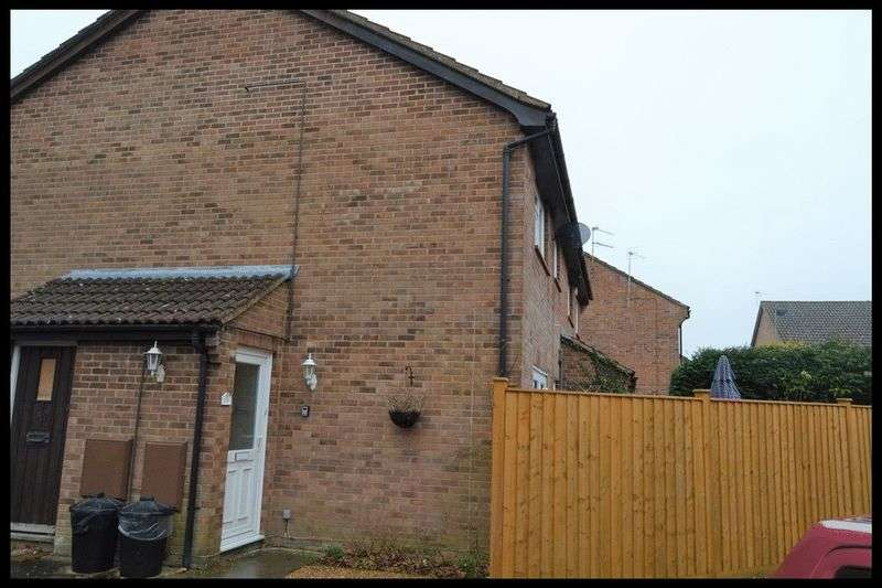 1 Bedroom Terraced House for sale in Rufus Gardens, Totton