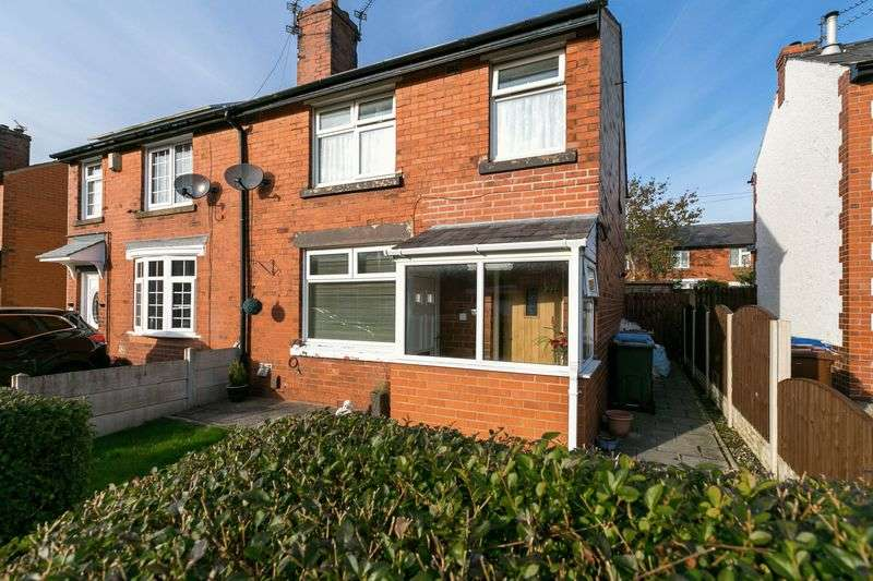 3 Bedrooms Semi Detached House for sale in Marlborough Street, Chorley, PR6 0DT