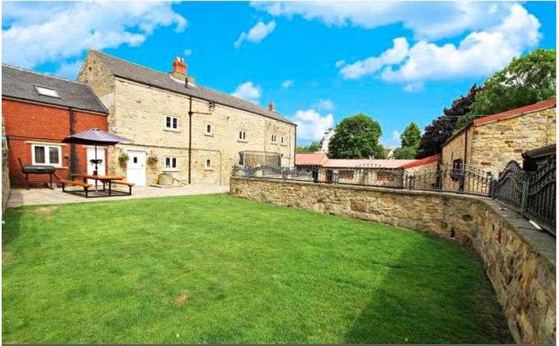 6 Bedrooms Detached House for sale in Barnburgh, Doncaster