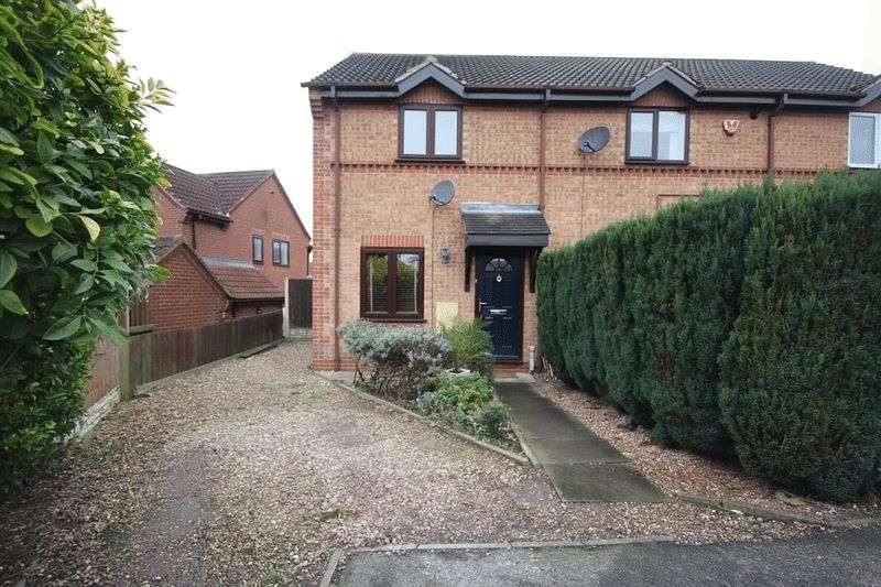 2 Bedrooms Terraced House for sale in LEAWOOD GARDENS, OAKWOOD