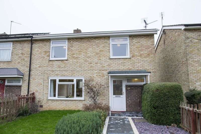 3 Bedrooms Terraced House for sale in Clark Walk, Bury St. Edmunds