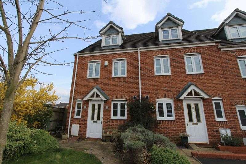 3 Bedrooms House for sale in Windrush Close, Walsall