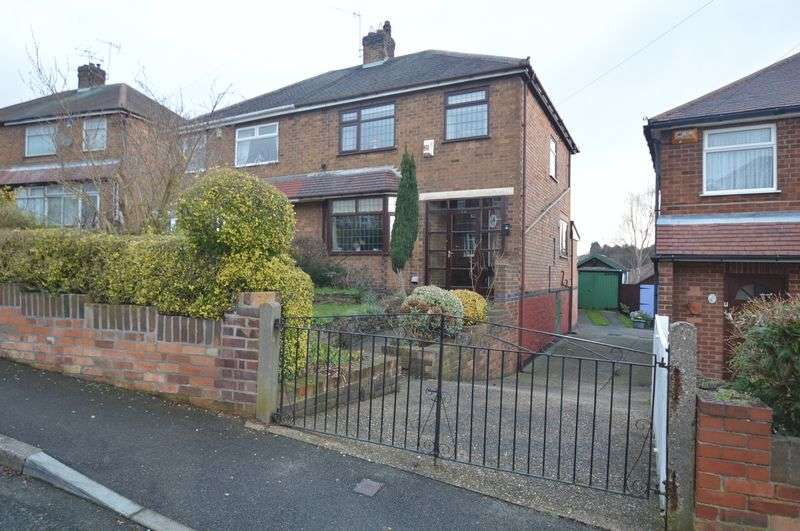 3 Bedrooms Semi Detached House for sale in Northolme Avenue, Nottingham
