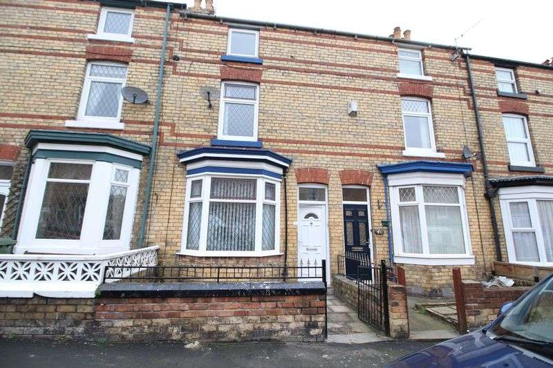 3 Bedrooms Terraced House for sale in Murchison Street