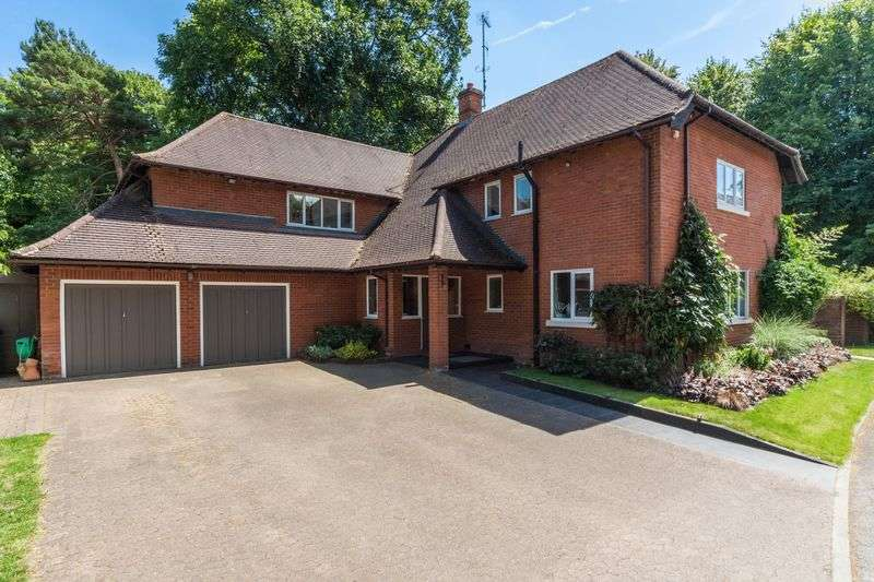 5 Bedrooms Detached House for sale in North Road, Hertford