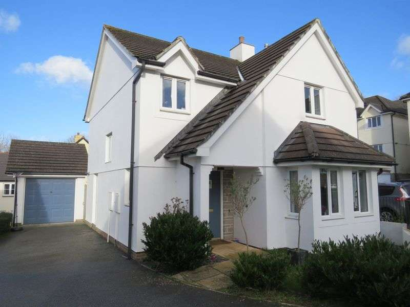 4 Bedrooms Detached House for sale in Tressa Dowr Lane, Truro